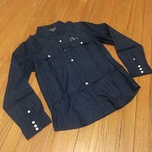 Evisu Men Shirts Sz S